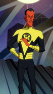 Thaal Sinestro Harley Quinn TV Series 0001