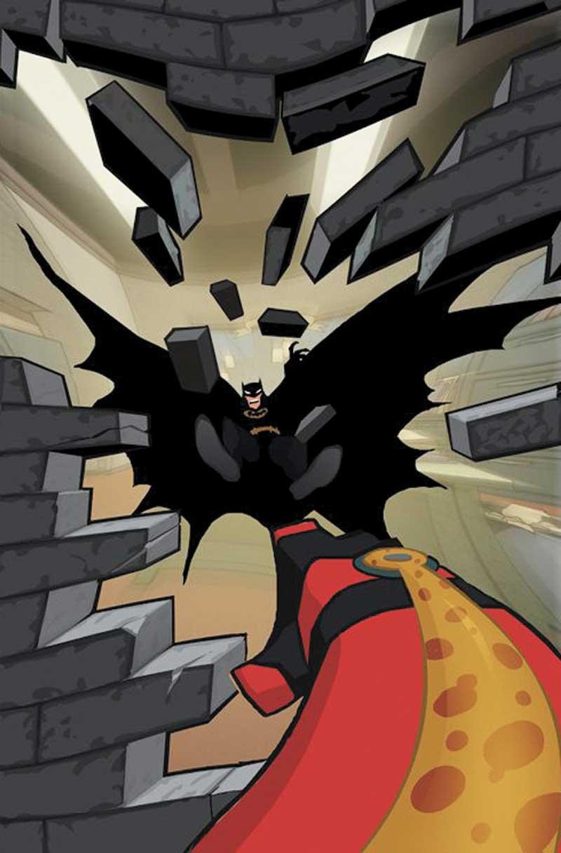 The Batman Strikes! Vol 1 12 Textless.jpg