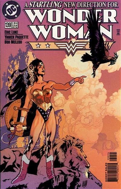 Wonder Woman Vol 2 139