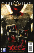 X-Files - 30 Days of Night Vol 1 3