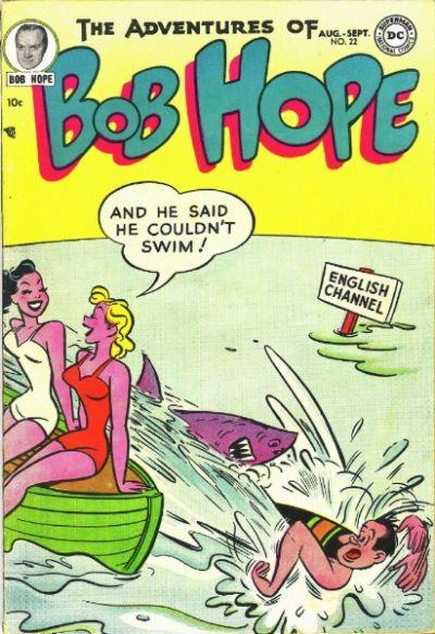 Adventures of Bob Hope Vol 1 22