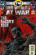 Batman Our Worlds at War 1