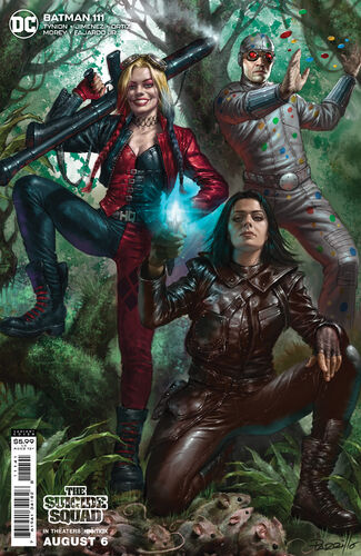 The Suicide Squad Movie Variant Variant