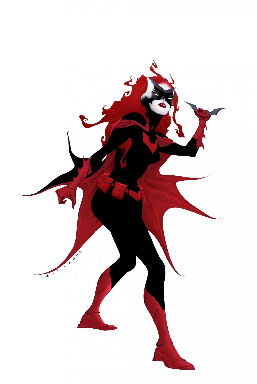 Batwoman Rebirth Vol 1 1 Textless Variant.jpg