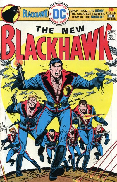 Blackhawk Vol 1 244