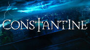 Constantine (TV Series) Logo 002