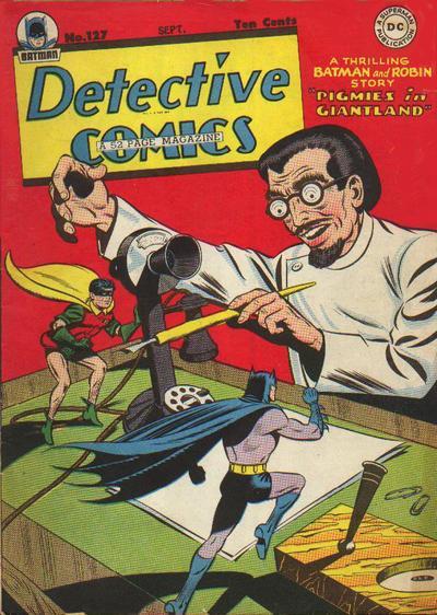 Detective Comics Vol 1 127