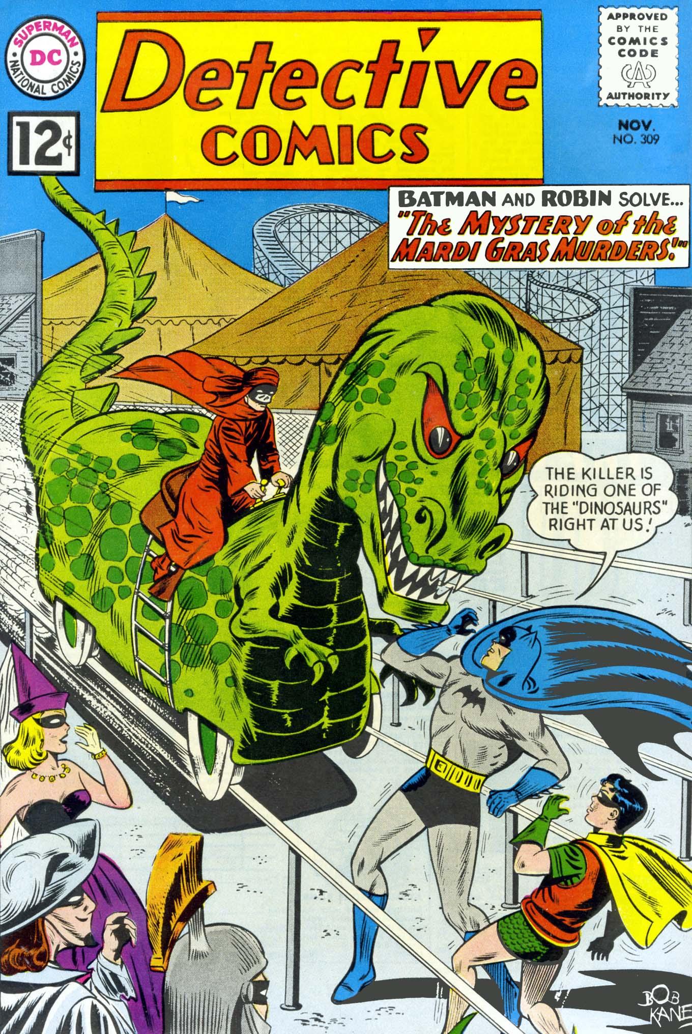 Detective Comics Vol 1 309