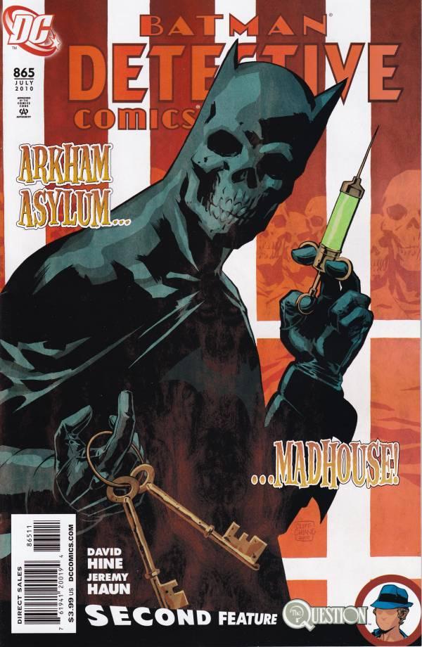 Detective Comics Vol 1 865