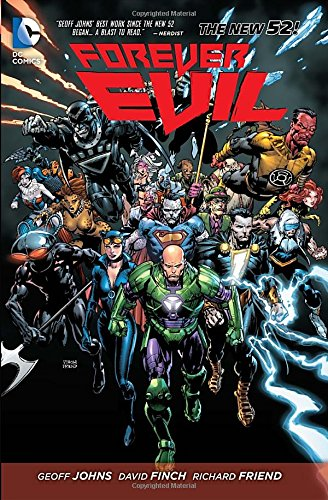 Forever Evil (Collected)