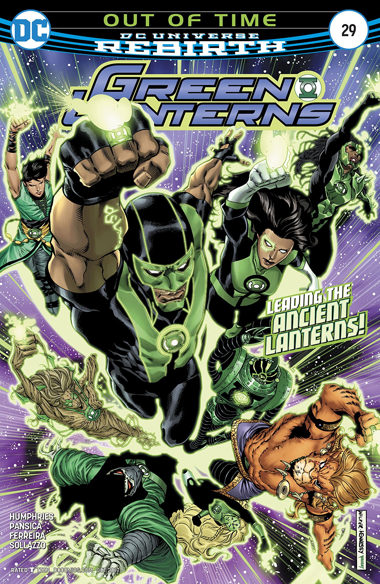 Green Lanterns Vol 1 29