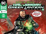 Hal Jordan and the Green Lantern Corps Vol 1 41