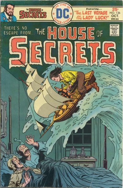 House of Secrets Vol 1 136