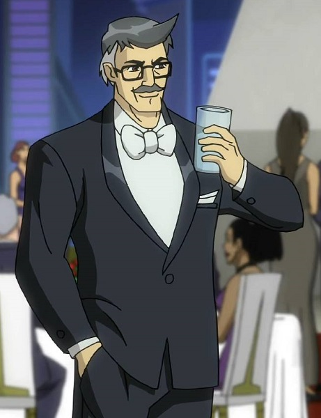 James Gordon (Batman Unlimited)