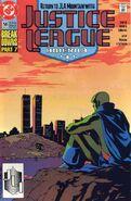 Justice League America 56