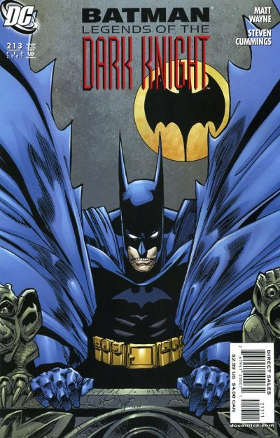Batman: Legends of the Dark Knight Vol 1 213