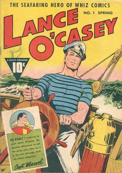 Lance O'Casey Vol 1 1
