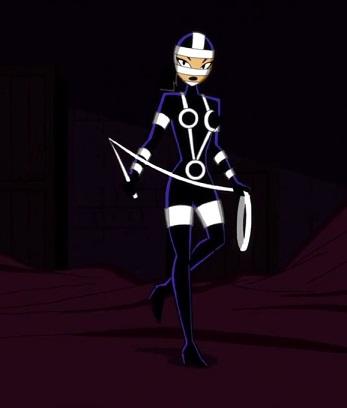 Lashina (Justice League Action)