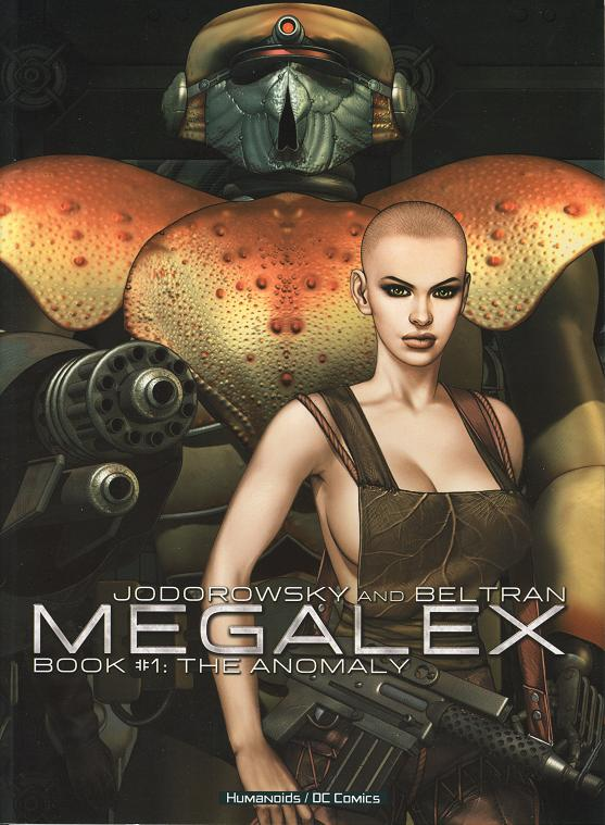 Megalex: The Anomaly
