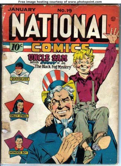 National Comics Vol 1 19