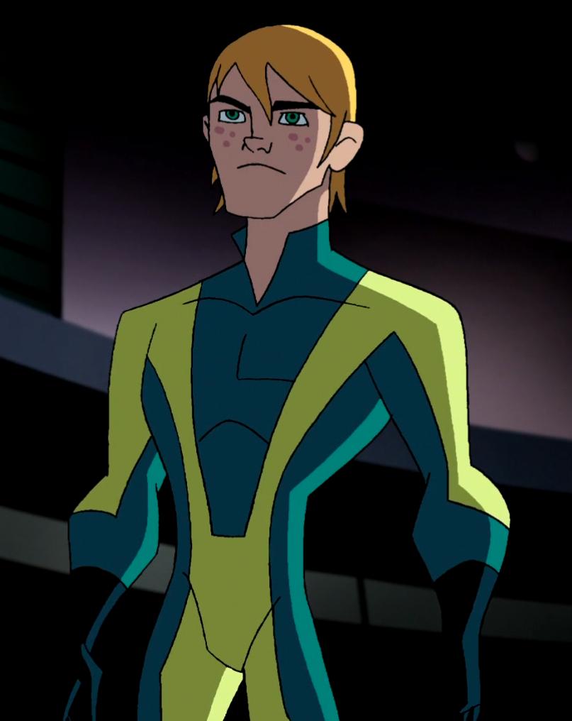 Hart Druiter (Legion of Super-Heroes TV Series)