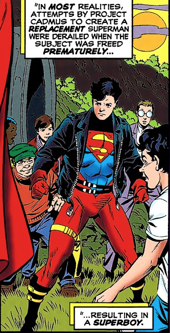 Superboy (Hyperjacket)