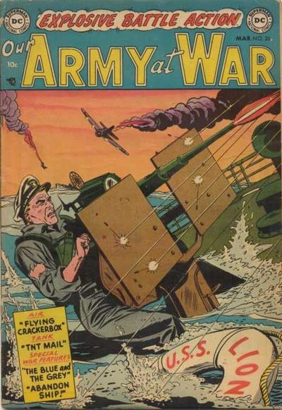 Our Army at War Vol 1 20