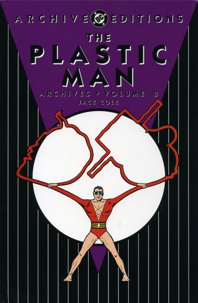 Plastic Man Archives Vol. 8 (Collected)