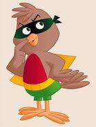 Robbie the Robin 01