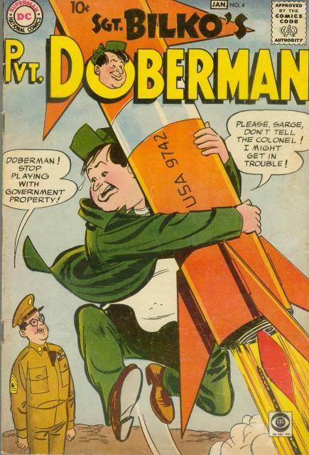 Sergeant Bilko's Private Doberman Vol 1 4