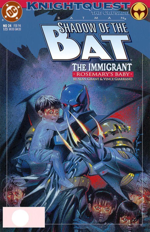 Batman: Shadow of the Bat Vol 1 24
