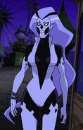 Silver Banshee Batman Unlimited 0001