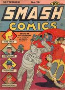 Smash Comics Vol 1 26
