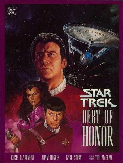 Star Trek: Debt of Honor Vol 1 1