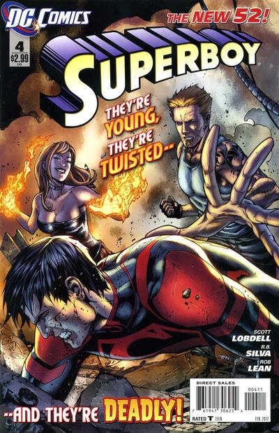 Superboy Vol 6 4