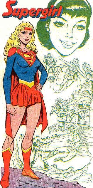 Kara Zor-El (Earth-One)