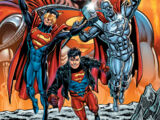 Superman: Reign of the Supermen (Collected)