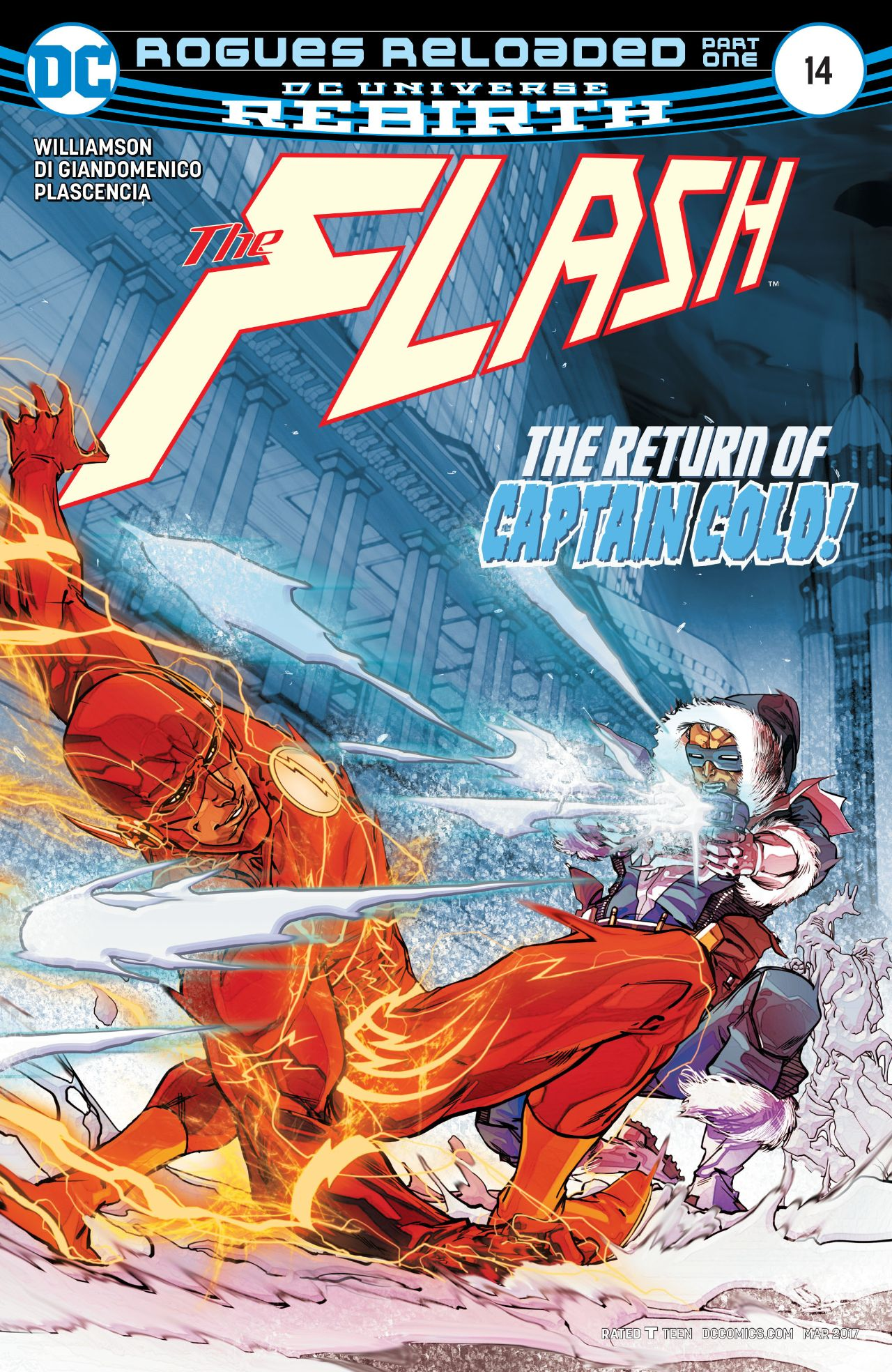 The Flash Vol 5 14