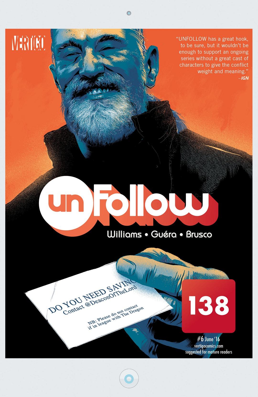 Unfollow Vol 1 6