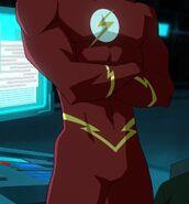 Wally West Batman Under the Red Hood 0001