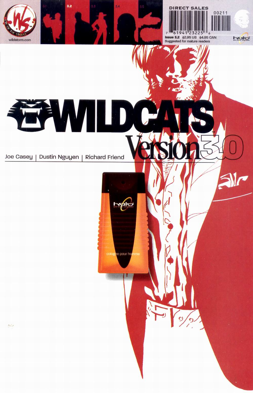 Wildcats Version 3.0 Vol 1 2