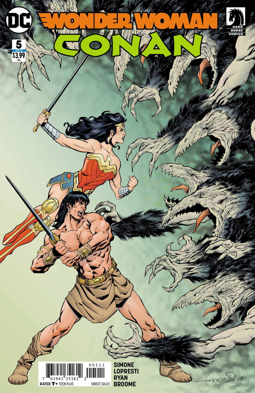 Wonder Woman/Conan Vol 1 5