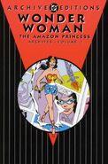 Wonder Woman The Amazon Princess Archives Vol.1