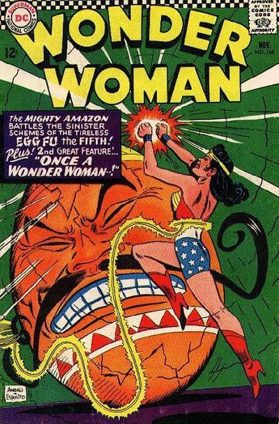 Wonder Woman Vol 1 166