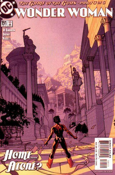 Wonder Woman Vol 2 191