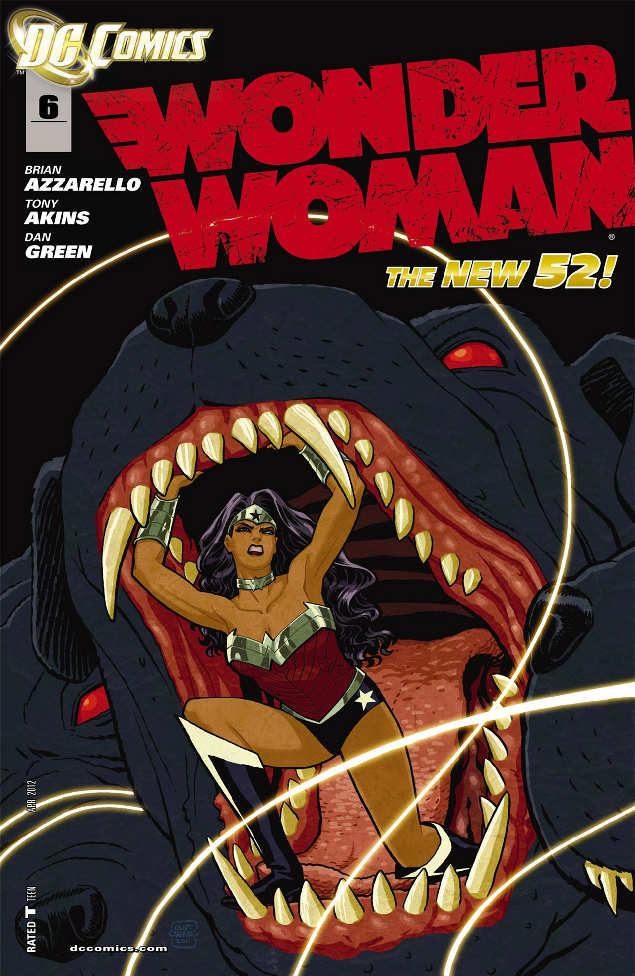 Wonder Woman Vol 4 6