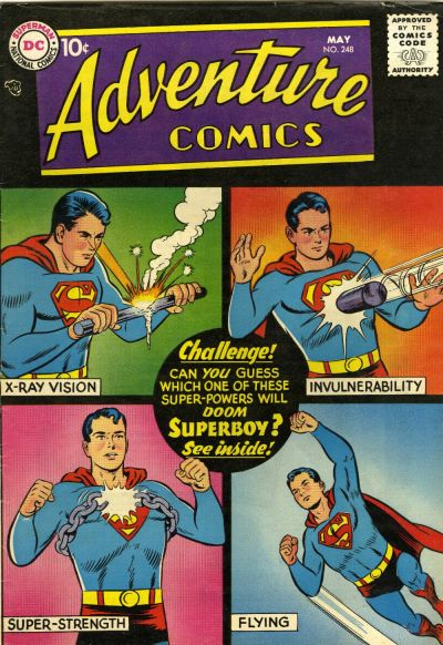 Adventure Comics Vol 1 248