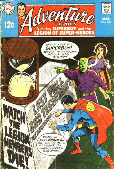 Adventure Comics Vol 1 378