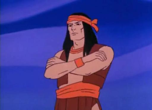 Apache Chief (Super Friends)