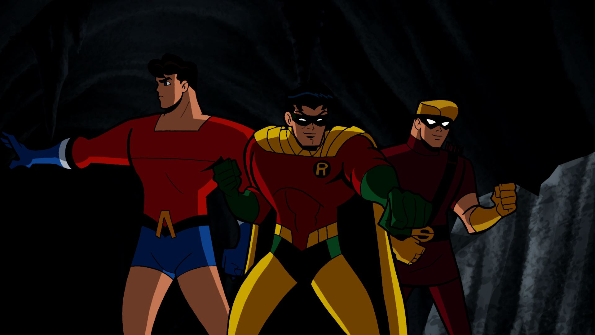 Batman: The Brave and the Bold (TV Series) Episode: Sidekicks Assemble!